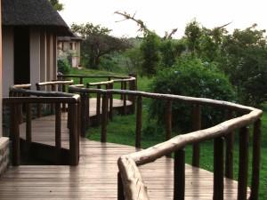 Masinda Lodge in Umfolozi Game reserve